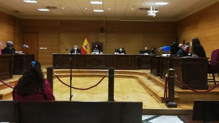 El TSJ de Extremadura confirma la pena de 16 años de prisión a una mujer que asfixió a un hombre en Badajoz
