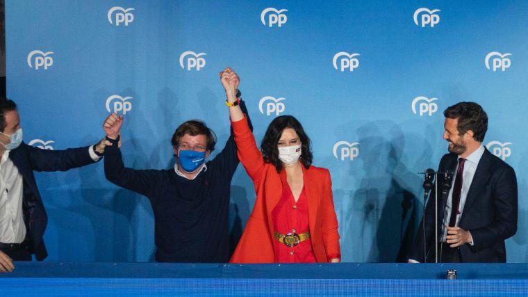 Elecciones en Madrid 2021: Madrid se pliega a Ayuso y Pablo Iglesias dimite