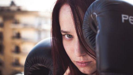 Boxeo contra la Violencia de Género por todo el país