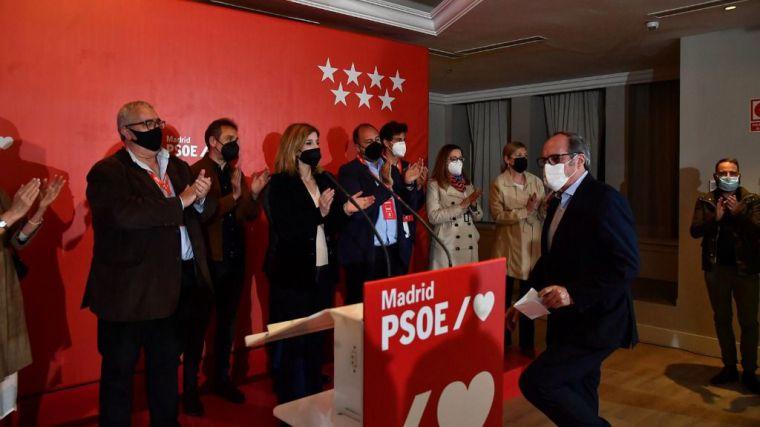 El PSOE-M se prepara hacia una transición ordenada tras el 4-M