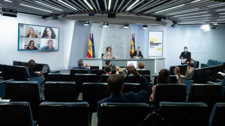 Crisis en Ceuta: 'El Gobierno no va a cejar en adoptar todas las medidas para revertir esta situación'