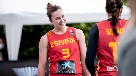 La selección femenina 3x3 se enfrenta al segundo Women's Series de la temporada