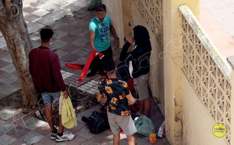 ONG denuncian lo ocurrido en Ceuta ante la insuficiencia de atención sanitaria, hacinamiento y violencia policial