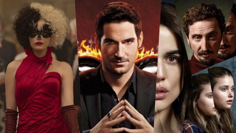 Estrenos de la semana en Netflix, HBO, Prime Video y Disney+