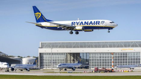 Los pilotos se expresan ante la interferencia ilícita del vuelo 4978 de Ryanair