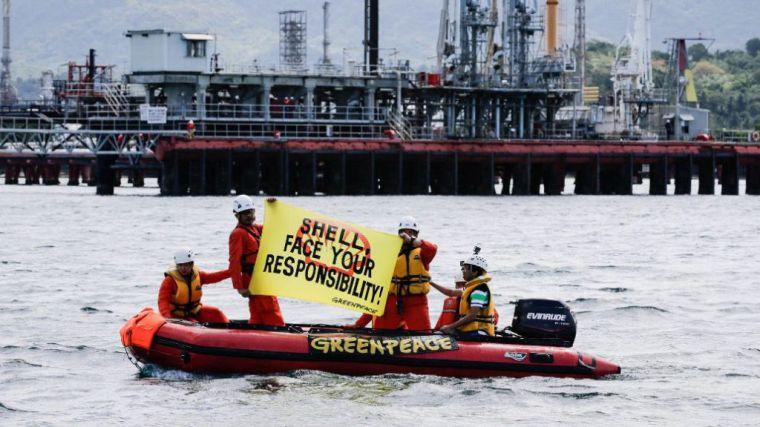 Primera vez que se responsabiliza a una gran empresa de combustibles fósiles por su contribución al cambio climático