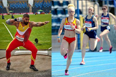 España regresa con 27 medallas del Europeo de Atletismo Paralímpico