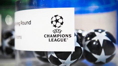 Sorteada la segunda ronda de clasificación de la UEFA Champions League