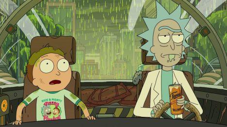 HBO España y TNT estrenan la quinta temporada de 'Rick y Morty' este lunes