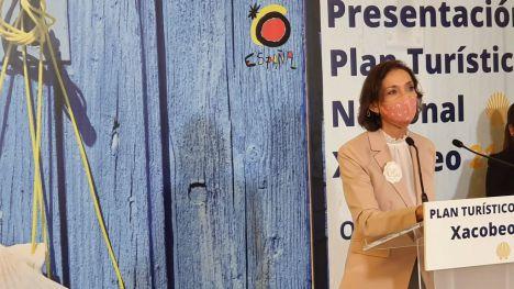 El Gobierno lanza el Plan Nacional Turístico Xacobeo con 121 millones de euros de inversión