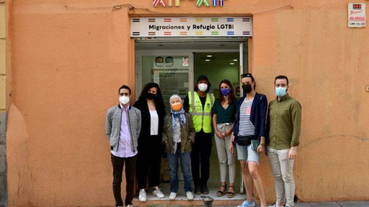 Derechos LGTBI+: Irene Montero se reúne con la asociación KifKif