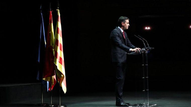 Sánchez propondrá los indultos en aras del 'espíritu constitucional de concordia'