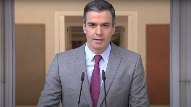 Pedro Sánchez tras la concesión de los indultos: 'Es la mejor decisión para Cataluña y España'