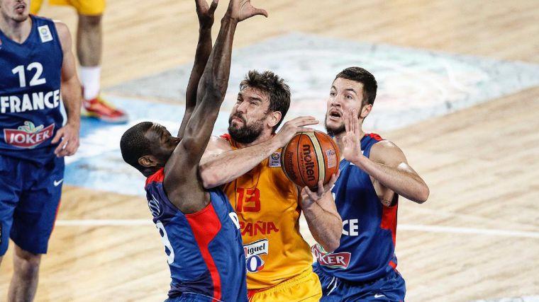 Mediaset España ofrecerá la gira preolímpica de la Selección Española de Baloncesto