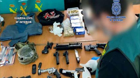 14 detenidos entre Málaga, Sevilla y Ceuta, como presuntos integrantes de una organización de tráfico de cocaína