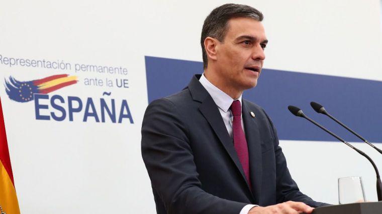 Sánchez advierte: 'Hay mucho que dialogar. La democracia integra, no excluye'