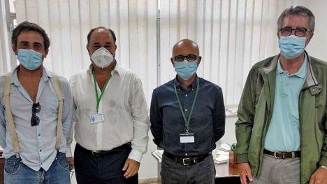 Ceuta presenta en Cádiz un proyecto cardiológico para Guinea-Bisáu