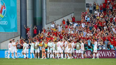 Más de 9 millones de espectadores en el minuto de oro del pase a cuartos de final de España