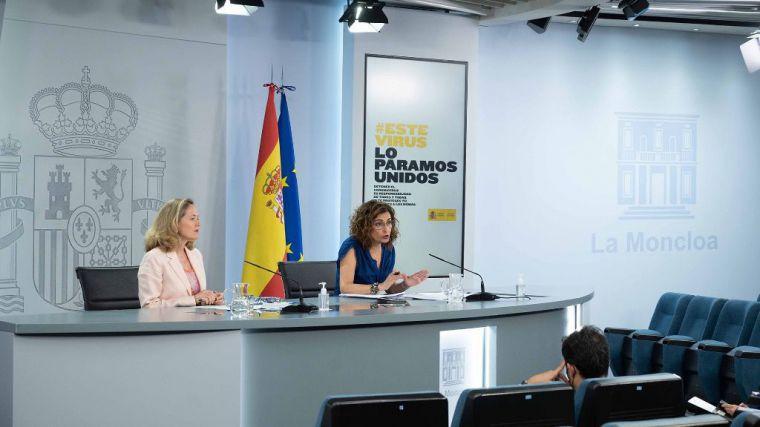 Montero: 'La aprobación de la ley del 'solo sí es sí' supone un avance decidido en la protección integral de las mujeres'