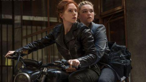 'Viuda Negra' eclipsa al resto de estrenos de la semana