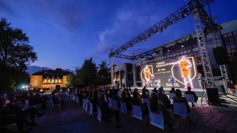 La familia del baloncesto español celebra con ilusión sus Premios 2021