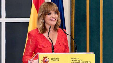 Pilar Alegría fortalece la FP como vía de acceso al empleo de calidad
