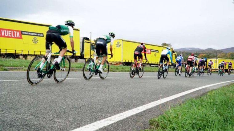 La Vuelta 21: Correos será de nuevo el operador logístico oficial