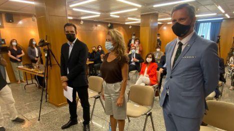 Raquel Sánchez anuncia la mayor rebaja de los peajes en la historia de la autopista AP-9