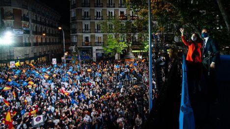 GAD3 augura el sorpasso del PP al PSOE con la merma de Podemos, Vox y Ciudadanos