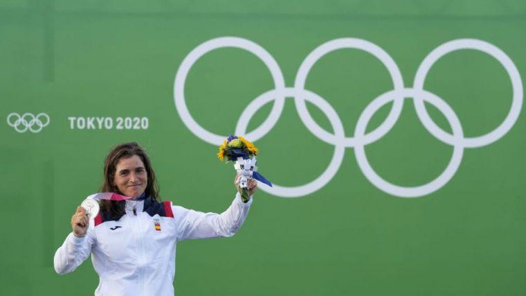 Tercera medalla para España