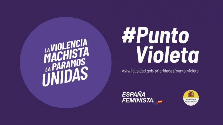 Irene Montero: 'Punto Violeta pone en alerta a instituciones y sociedad para combatir la violencia machista'