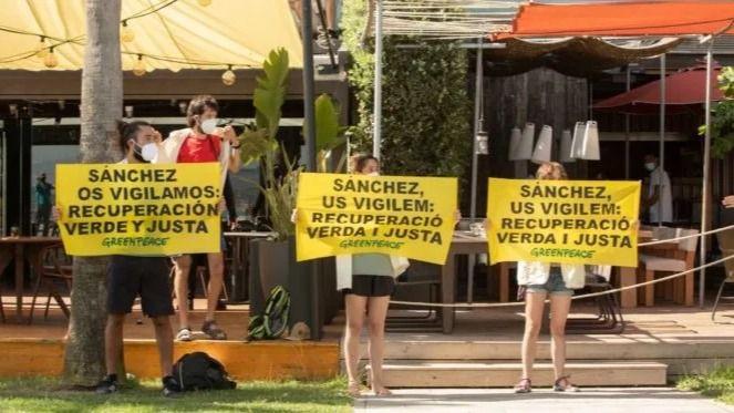 El Plan España Puede bajo la 'lupa verde'