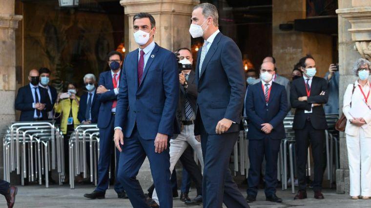 Pedro Sánchez anuncia la llegada de 3.400.000 dosis para el mes de agosto de la vacuna de Pfizer