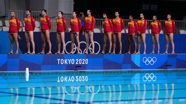 Juegos Olímpicos: La selección masculina de waterpolo a por la medalla