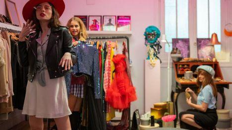 Netflix desvela el tráiler de 'Fuimos canciones', protagonizada por María Valverde y Álex González