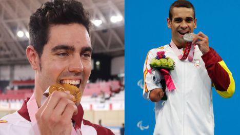 España sube al undécimo puesto en el medallero paralímpico de Tokio 2020