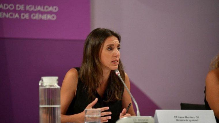 Irene Montero defiende la 'rápida reacción' de Pedro Sánchez ante el conflicto en Afganistán