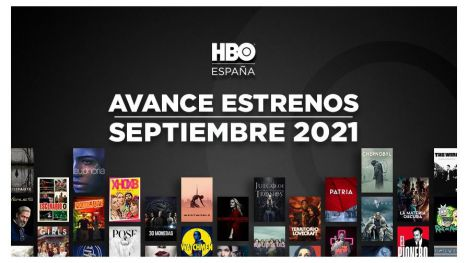 Estrenos septiembre: Todas las novedades de HBO España