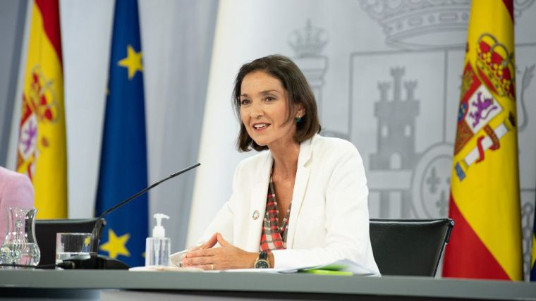 Reyes Maroto: 'España ha conseguido ser percibida como un destino seguro por millones de viajeros'