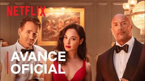Netflix desvela el tráiler de 'Alerta roja'