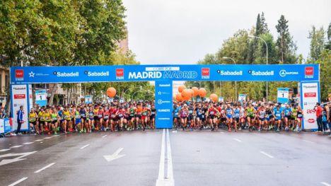 13ª edición de la carrera solidaria 'Madrid corre por Madrid'