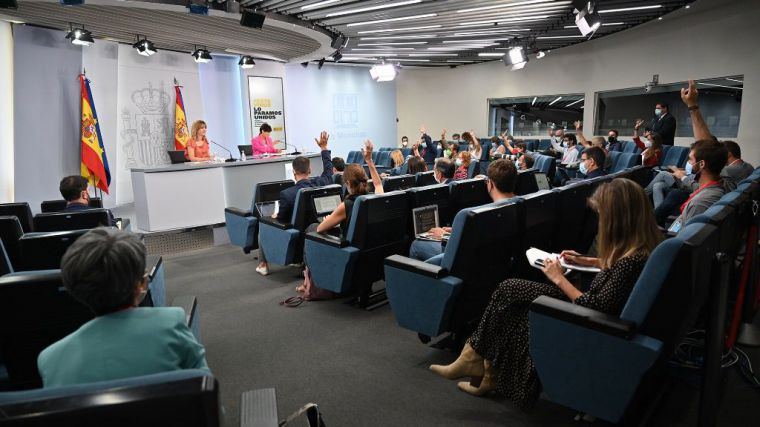 Un Consejo de Ministros marcado por la 'vuelta al cole'