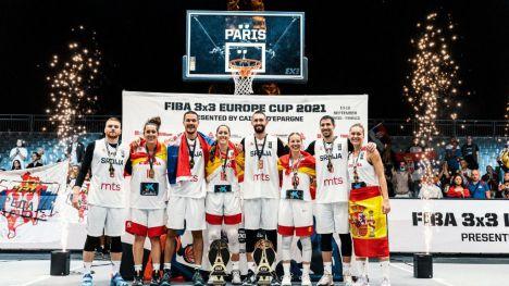 ¡Campeonas de Europa! España hace historia en París...