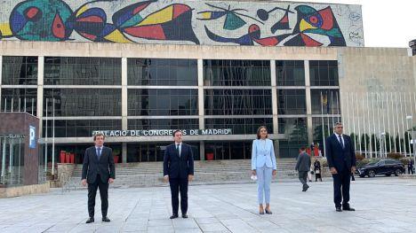 España comprometida con el turismo y con la OMT
