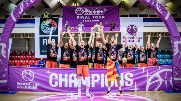 La Fonteta acogerá la SuperCup Women ante el UMMC Ekaterinburg