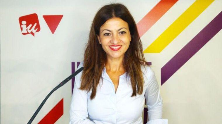 Sira Rego destaca la 'ilusión' de IU con la propuesta de Yolanda Díaz para ampliar el espacio político de la izquierda