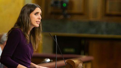 Irene Montero: 'La libertad sexual constituye un eje central del derecho de ciudadanía'