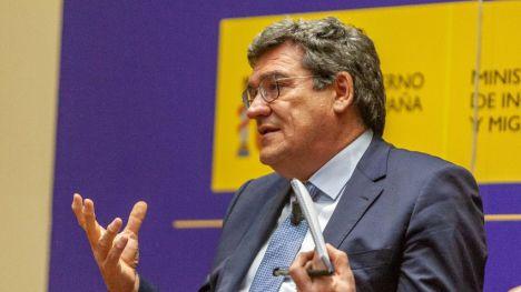 El ministro de Inclusión, Migraciones y Seguridad Social, José Luis Escrivá