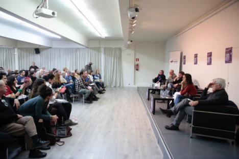 Podemos reclama políticas de justicia y reparación como en Argentina