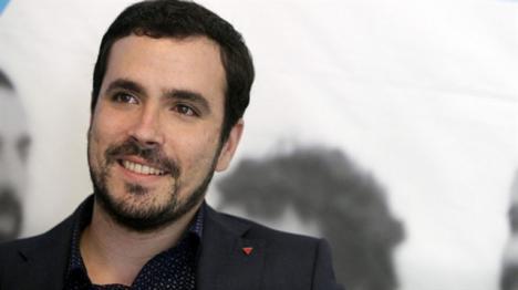 """Garzón: """"IU representa la garantía de una izquierda coherente, firme y solvente"""""""